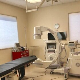 PCI Clinic - Edward Poon MD - Operating Room