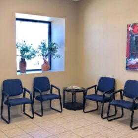 PCI Clinic - Edward Poon MD - Waiting Room